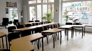 Der Unterrichtsraum