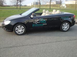 VW Eos Cabrio Exlusive 2.0 TDI