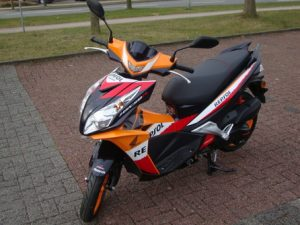Roller Honda Repsol YR 250 (MOFA)