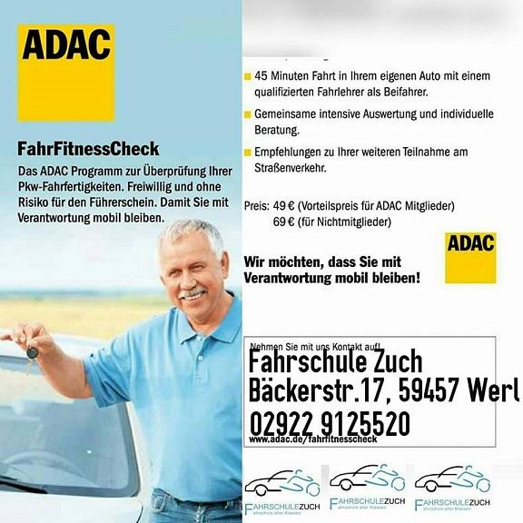 FahrFitnessCheck vollständig OHNE Risiko für den Führerschein!